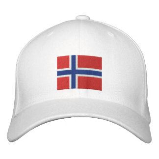 TEAM Norway  Dated Customizable Embroidered Cap