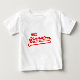 Team Obstetrician Baby T-Shirt