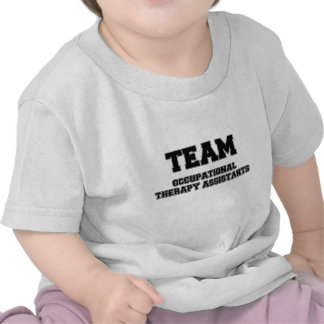 Team Occupational Therapy Assistants Tees