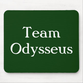 Team Odysseus Mousemats