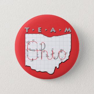 Team Ohio Agility 6 Cm Round Badge