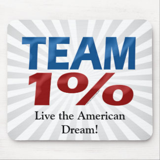 Team One Percent, Anti-Occupy Wall Street Mousepad