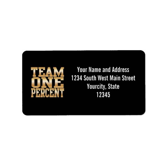 Team One Percent, Get Rich Label