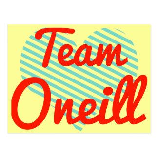Team Oneill Postcard