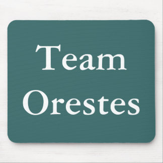 Team Orestes Mouse Mat