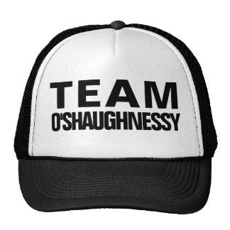Team O'Shaughnessy Trucker Hat Cap Trucker