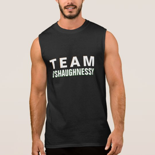 Team o'shaugnessy fighting tank w/ back