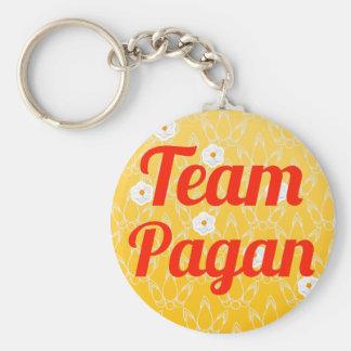 Team Pagan Key Ring