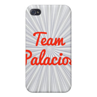 Team Palacios iPhone 4 Covers