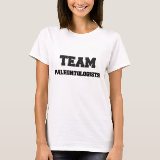 Team Paleontologists T-Shirt