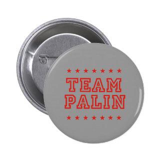 TEAM PALIN BUTTONS