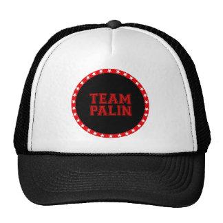Team Palin Collegiate 1 Hats