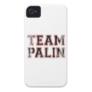 TEAM PALIN Collegiate (black red) Faded.png iPhone 4 Covers