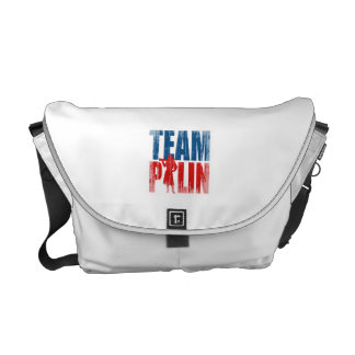 TEAM PALIN -- outline Faded.png Messenger Bags