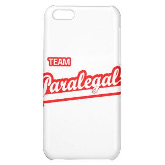 Team Paralegal iPhone 5C Cover