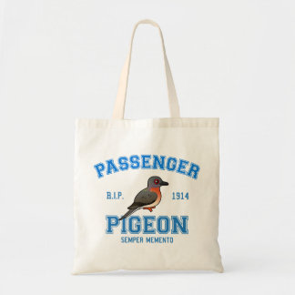 Team Passenger Pigeon Tote Bag