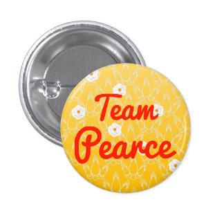 Team Pearce Pins