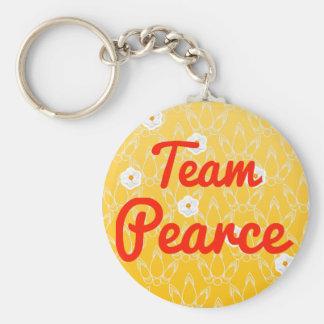 Team Pearce Keychain