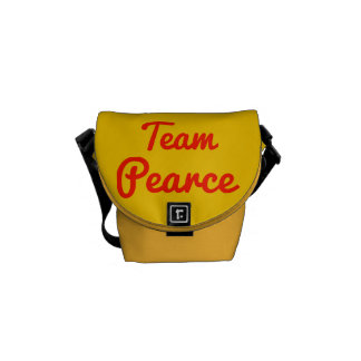 Team Pearce Courier Bags
