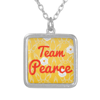 Team Pearce Custom Necklace