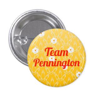 Team Pennington Pin