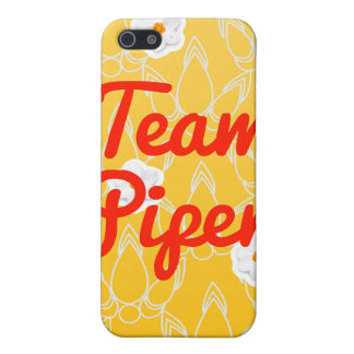 Team Piper iPhone 5 Cover
