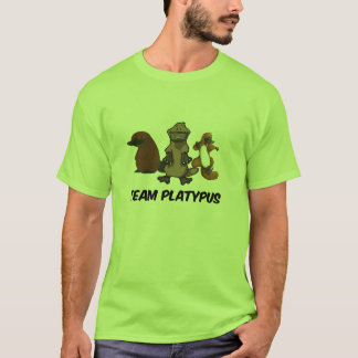Team Platypus T-Shirt