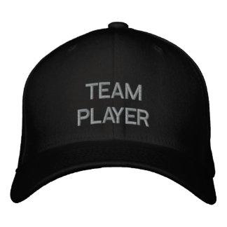 'TEAM PLAYER'  CAP BASEBALL CAP