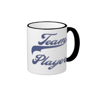 Team Player Ringer Mug