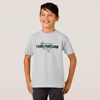 Team Portland Kid's tee