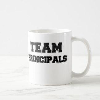 Team Principals Basic White Mug