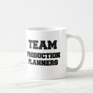 Team Production Planners Coffee Mug