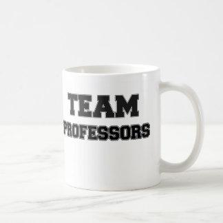 Team Professors Basic White Mug