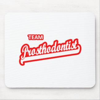 Team Prosthodontist Mouse Pad