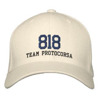 Team ProtoCorsa Hat Embroidered Cap