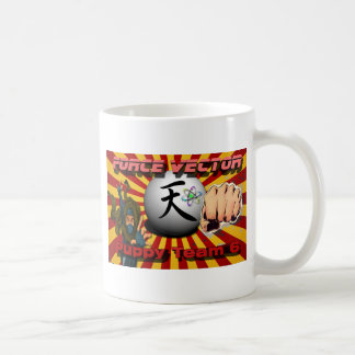 TEAM PUPPY.tif Basic White Mug