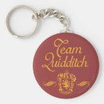 Team Quidditch Key Chains