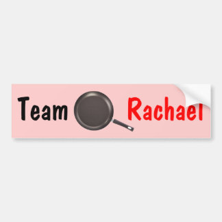 Team Rachael Bumper Sticker