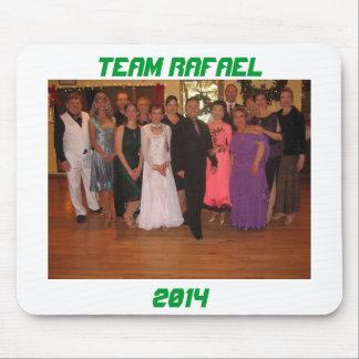 Team Rafael Mousepad