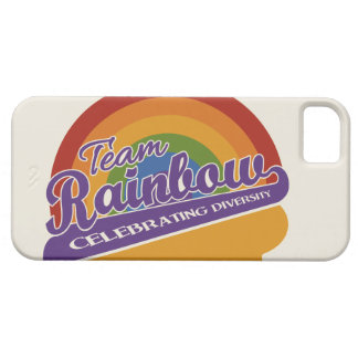 Team Rainbow custom iPhone case