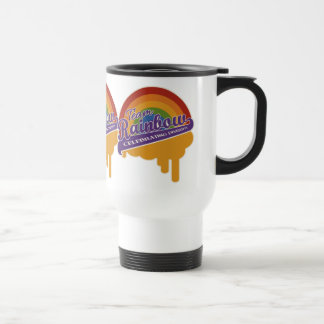 Team Rainbow custom mug - choose style