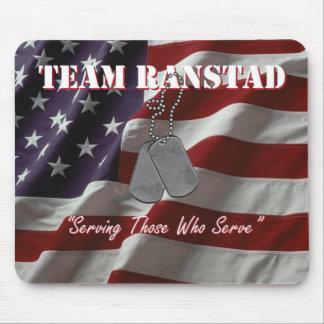 Team Ranstad Logo Mousepad