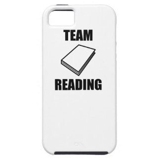 Team Reading iPhone 5 Cover