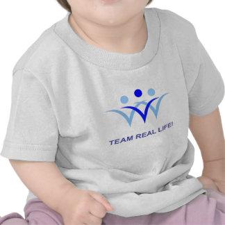 Team Real Life Tshirts