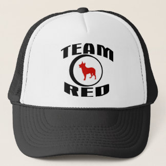 Team Red Trucker Hat