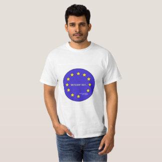 """Team Remain"" Brexit T-Shirt"