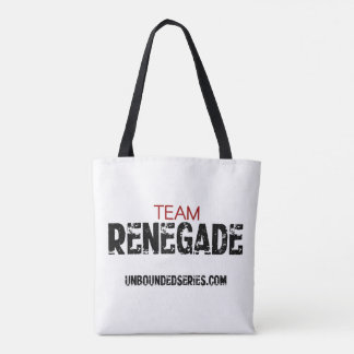 Team Renegade Book Bag