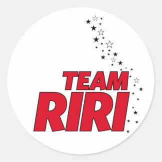 Team RiRi sticker