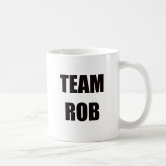 Team Rob Coffee Mug