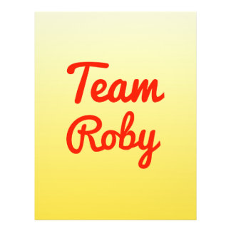 Team Roby Flyers